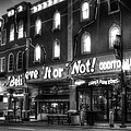 Ripley's Of Gatlinburg In Black And White by Greg and Chrystal Mimbs