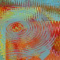 Rippling Colors No 1 by Ben and Raisa Gertsberg