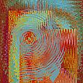 Rippling Colors No 2 by Ben and Raisa Gertsberg