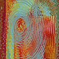 Rippling Colors No 3 by Ben and Raisa Gertsberg