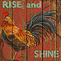 Rise And Shine by Jean PLout