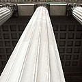 Rising Columns by David Rosenthal