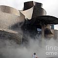 Rising Mist by Juan Romagosa