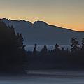 Rising Mist by Randy Hall