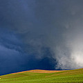 Rising Storm Over the Palouse