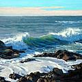Rising Surf by Armand Cabrera