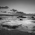 Risint Tide Bw by Michael Ver Sprill