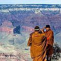 Risk-taking At The Grand Canyon by Photos By Pharos