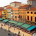 Ristorante Olivo Sas Piazza Bra by Phillip Allen