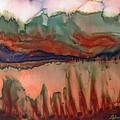 River Aflame by Deborah Younglao
