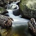 River And Rocks by Daniel Czerwinski