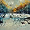 River Fall by Pol Ledent