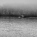River Fog by Rod Wiens