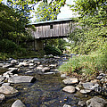 River Gorge Covered Bridge by Jim  Wallace