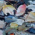 River Leaves by Jim Gerkin