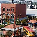 River Market In Little Rock Arizona by Bill Cobb