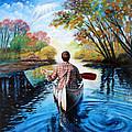 River Of Dreams by John Lautermilch