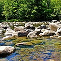 River Of Rocks by Sherman Perry