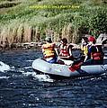River Rafting by Karl Rose