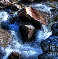River  Rock by Janna and Kirk Davis