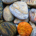 River Rocks 1 by Duane McCullough