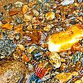 River Rocks 10 by Duane McCullough