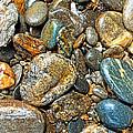 River Rocks 14 by Duane McCullough