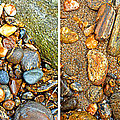 River Rocks 9 In Stereo by Duane McCullough