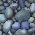 River Rocks by Natasha Denger