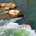 River Rocks by Rrrose Pix
