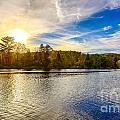 River Scene by Bryan Benson