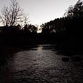 River Stream by Joyce Boley