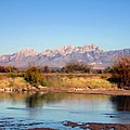 River View Mesilla by Kurt Van Wagner