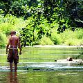 River Walk by Tamara Gentuso