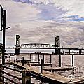 River Walk Wilmington Bridge by Amy Lucid