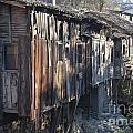 Riverside Houses  by Bob Phillips