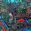 Riverwalk by Patti Schermerhorn