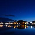 Riviera Blue by Steve Gadomski