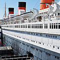 Rms Queen Mary by Kyle Hanson