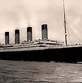 Rms Titanic by Bill Cannon