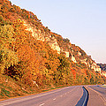 Road Along A River, Great River Road by Panoramic Images