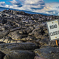 Road Closed by Brandon McClintock