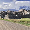 Road From Interior by Frank Burhenn