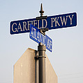 Road Sign In The Center Of Bethany Beach Delaware by William Kuta