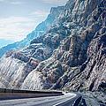 Road Through Mountains, Arizona by Ed Freeman