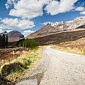 Road To Beinn Eighe by David Head