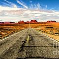Road To Navajo by Jason Abando