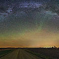Road To Nowhere   Air Glow by Aaron J Groen