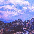 Road To Rocky Knob by Kendall Kessler