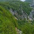 Road To Savnik - Montenegro by Phil Banks